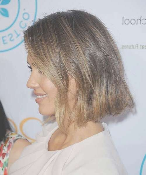 For A Different Style: Blunt Bob Haircuts | Short Hairstyles 2016 Within Blunt Cut Bob Haircuts (View 24 of 25)
