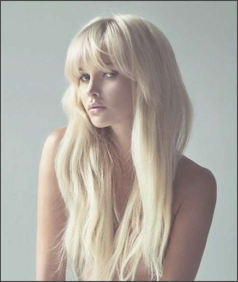 Fringe Modern Hairstyles Long Hair Style – Hollywood Official Throughout Most Up To Date Long Hairstyle With Fringe (View 21 of 25)