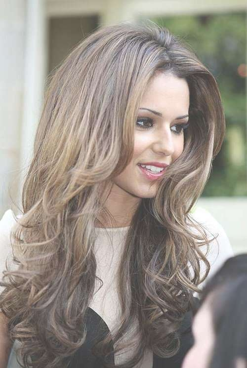 Gallery: Layered Long Hairstyle, – Black Hairstle Picture Regarding Most Recently Layered Long Haircut Styles (View 10 of 25)