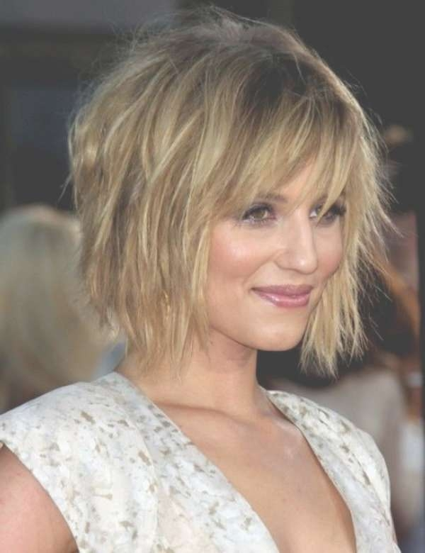 Gallery: Messy Medium Haircuts, – Women Black Hairstyle Pics With Regard To Recent Messy Medium Haircuts For Women (View 14 of 25)