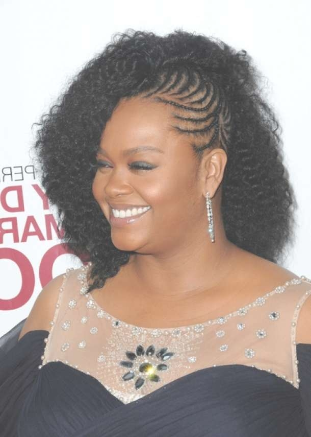Glamorous 13 Long Hairstyles For Black Women 2016 2017 In Newest Medium Haircuts For Round Faces Black Women (View 18 of 25)