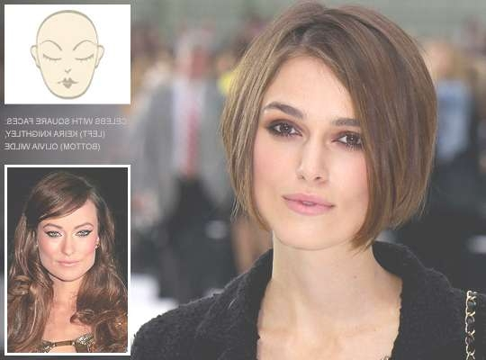 Good Haircuts For Square Face Shapes | Medium Hair Styles Ideas Pertaining To Most Recent Medium Haircuts For Square Face Shape (View 24 of 25)