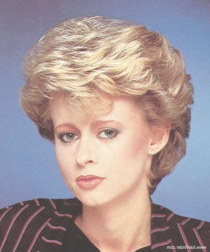 Graduated 1980S Haircut Throughout 80S Bob Haircuts (View 15 of 25)