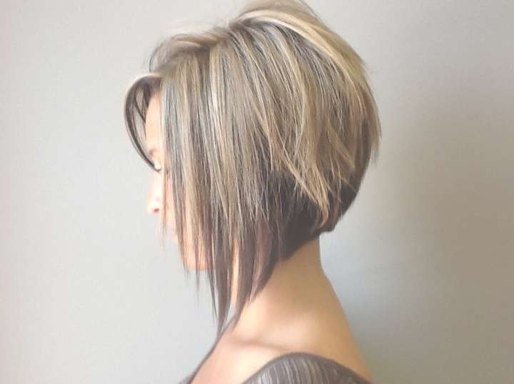 Graduated Bob Haircut – Trendy Short Hairstyles For Women – Pretty With Graduated Bob Haircuts (View 18 of 25)