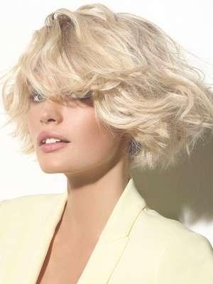 Great Hairstyles To Hide A Big Nose (View 10 of 15)