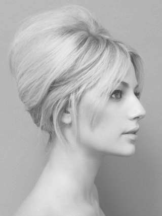 Hair How To: A Bardot Up Do | Step Guide, Beehive And Bardot Pertaining To Most Recent 1960S Medium Hairstyles (View 23 of 25)
