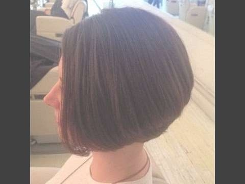 Hair Makeover – Long To Bob Haircut – Youtube Intended For Bob Haircuts Makeover (View 2 of 25)