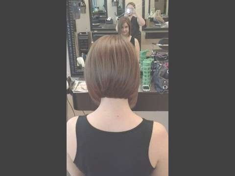 Hair Makeover – Long To Bob Haircut – Youtube With Bob Haircuts Makeover (View 8 of 25)