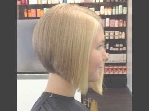 Hair Makeover – Long To Graduated Bob Haircut – Youtube For Bob Haircuts Makeover (View 5 of 25)