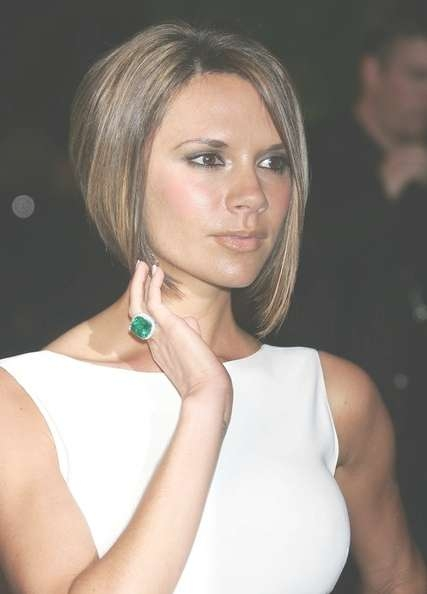 Hair: Short On One Side, Long On The Other – Asymmetrical Regarding One Side Longer Bob Haircuts (View 3 of 25)