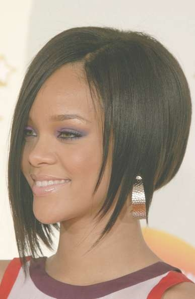 Hair: Short On One Side, Long On The Other – Asymmetrical With One Side Longer Bob Haircuts (View 16 of 25)