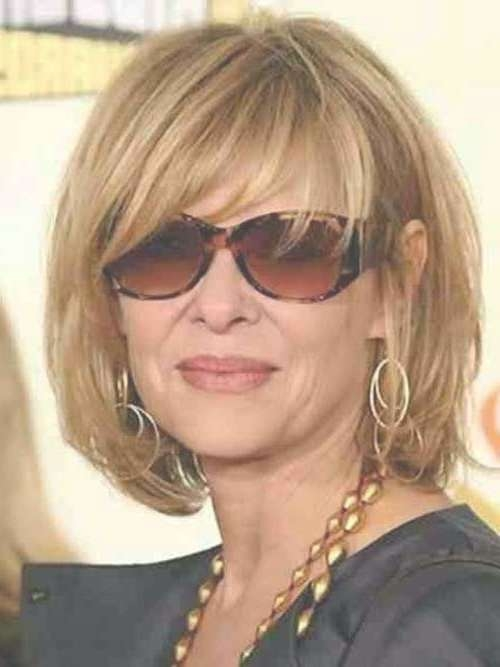 Hair Styles For Older Women 15 | Hair | Pinterest | Hair Style With Current Older Women Medium Haircuts (View 13 of 25)