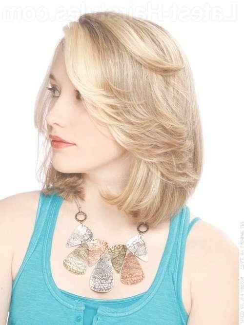 Hair Styles: Medium Summer Hair Styles Regarding Most Recently Medium Hairstyles For Summer (View 10 of 15)