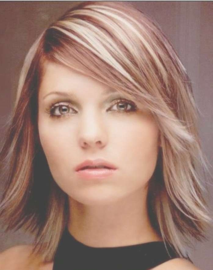 Haircuts For Medium Length Hair: Medium Hairstyles 2014 Pertaining To Most Recent 2014 Medium Hairstyles (View 14 of 25)