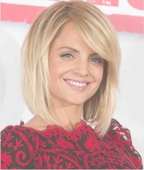 Haircuts For Medium Thick Hair | Hairstyles & Haircuts 2016 – 2017 With Recent Medium Hairstyles For Straight Thick Hair (View 9 of 15)