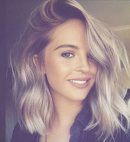 Haircuts Trends 2017/ 2018 – 30 Super Short Hairstyles For 2017 For Short Long Bob Hairstyles (View 17 of 25)