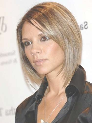 Hairdo Hair Style For You: Victoria Beckham Haircuts | Best Medium With Best And Newest Victoria Beckham Medium Hairstyles (View 1 of 25)