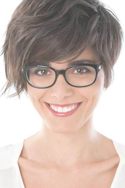 Hairstyle Ideas For A Small Forehead And Glasses – Women Hairstyles Pertaining To Recent Medium Haircuts For Small Foreheads (View 14 of 25)