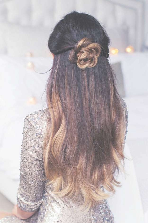 Hairstyles | 24 Perfect Prom Hairstyles With Most Recent Long Prom Hairstyles (View 25 of 25)