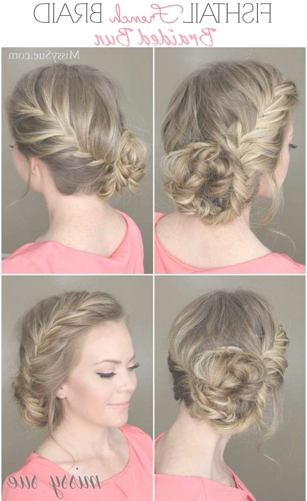 Hairstyles | 24 Perfect Prom Hairstyles Within 2018 Medium Hairstyles For Prom (View 11 of 25)