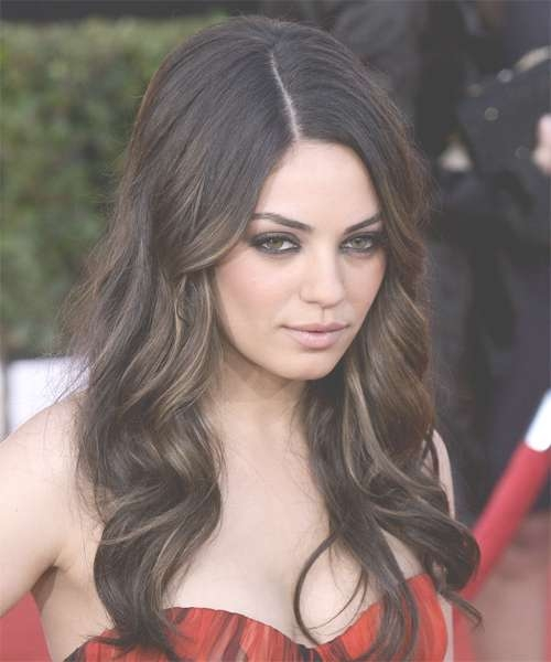 Hairstyles And Haircuts In 2018 | Thehairstyler With Regard To Most Current Mila Kunis Medium Hairstyles (View 19 of 25)