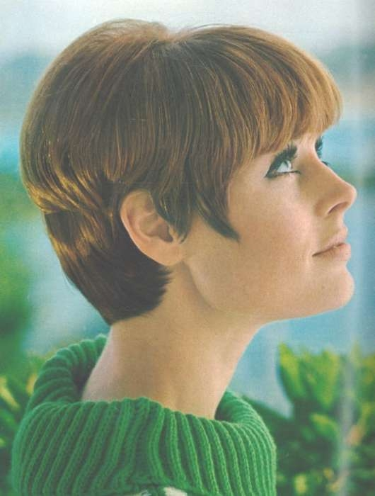 Hairstyles And Haircuts Of The Sixties Inside 2018 1960S Medium Hairstyles (View 24 of 25)