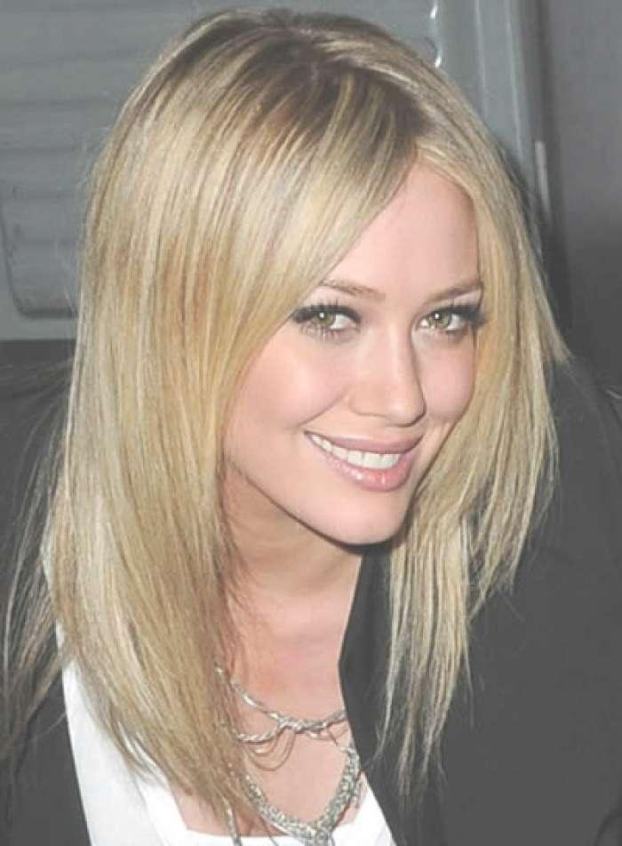 Hairstyles For Fine Medium Length Hair Regarding Most Popular Medium Haircuts For Fine Hair (View 5 of 25)
