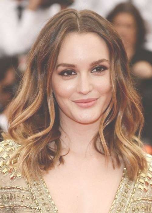 Hairstyles For High Forehead And Long Face – Hairstyle For Women Regarding Most Current Medium Haircuts For Big Foreheads (View 2 of 25)