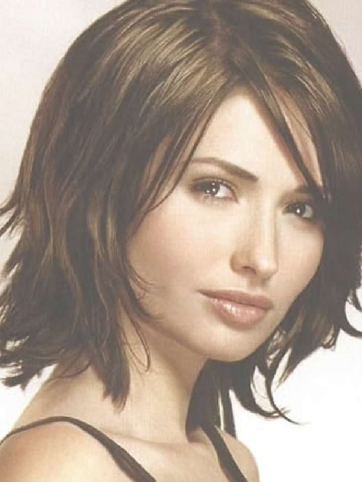 Hairstyles For Ladies Medium Length Hair In Most Recently Easy Maintenance Medium Haircuts (View 14 of 25)