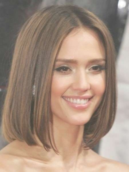 Hairstyles For Long Faces 2014 – Hairstyle Fo? Women & Man Within Current Medium Haircuts For Long Faces (View 4 of 25)