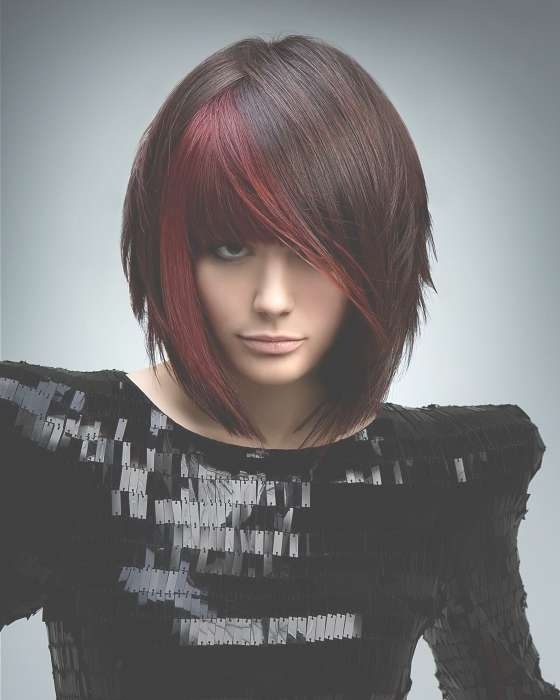 Hairstyles For Long Faces Regarding Best And Newest Medium Haircuts For Long Faces (View 21 of 25)