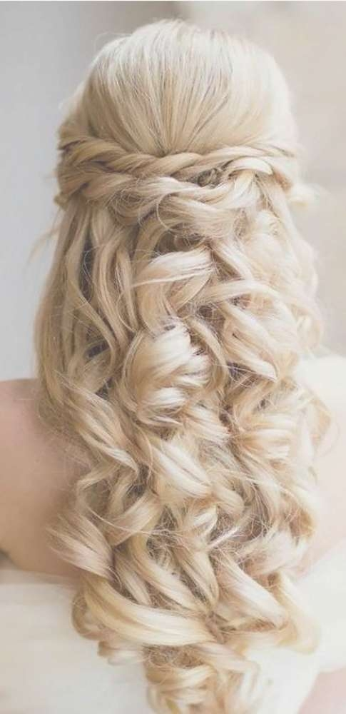 Hairstyles For Long Hair For A Wedding – Ayakofansubs Inside Most Recently Long Hairstyle For Wedding (View 25 of 25)