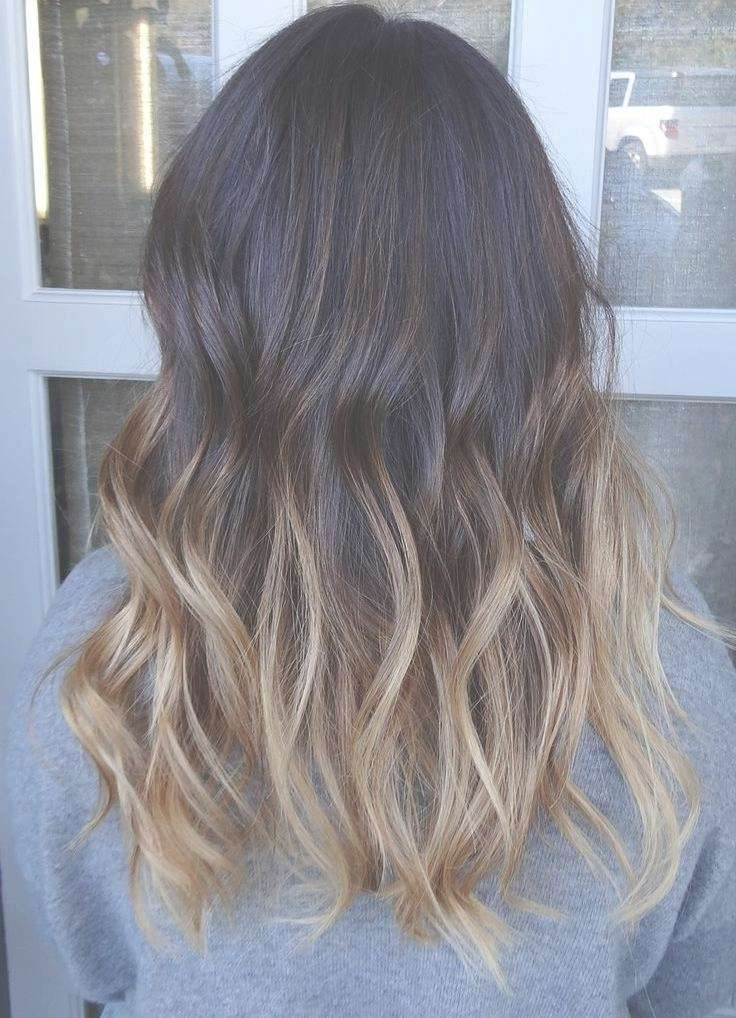 Hairstyles For Ombre Hair Tumblr – Hairstyles, Easy Hairstyles For With Most Recently Ombre Medium Hairstyles (View 5 of 25)