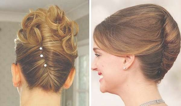 Hairstyles For Special Occasions Short Hair Regarding Current Medium Hairstyles For Special Occasions (View 8 of 25)