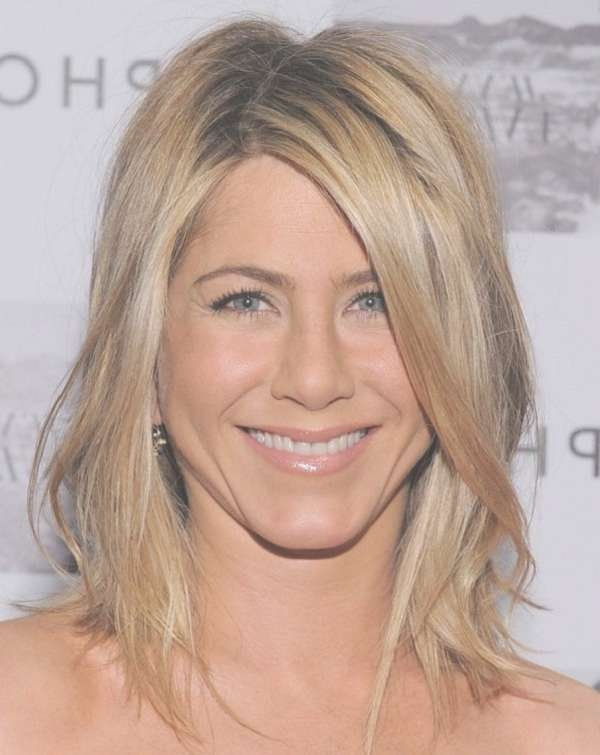 Hairstyles For Women Over 40 With Regard To Most Popular Medium Haircuts Over (View 15 of 25)