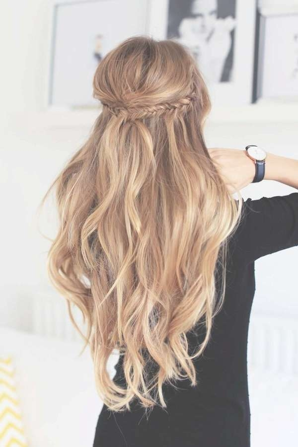 View Photos of Medium Hairstyles Beach Waves (Showing 19 of 25 Photos)