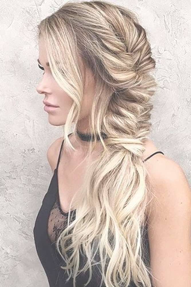 Hairstyles Ideas : Hairstyles For Parties With Curls Hairstyles Regarding Current Medium Hairstyles For A Party (View 10 of 25)