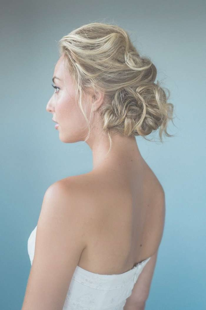Hairstyles Ideas : Medium Length Hair Updos For Bridesmaids Tips Intended For Current Medium Hairstyles For Bridesmaids (View 19 of 25)