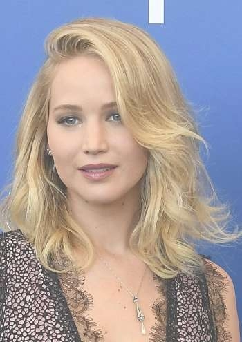 Hairstyles: Jennifer Lawrence – Medium Layered Hairstyle Throughout Current Jennifer Lawrence Medium Hairstyles (View 8 of 25)