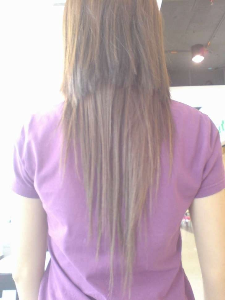 Showing photos of v shaped layered medium haircuts view 19 of 25 hairstyles long hair layered style back view long layered hair v within most recently v previous photo v shaped layered medium haircuts solutioingenieria Image collections
