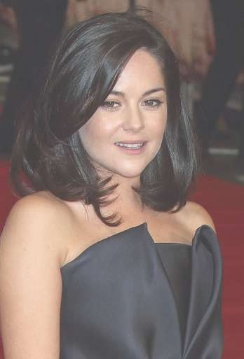 Hairstyles: Sarah Greene – Medium Layered Hairstyle Inside Most Popular Feminine Medium Haircuts (View 17 of 25)