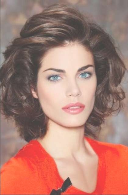 Hairstyles With Volume For Medium Length Hair – Hair World Magazine For Newest Medium Haircuts For Voluminous Hair (View 22 of 25)