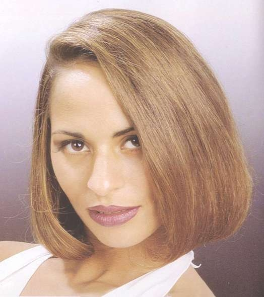 Hairxstatic: Classic Bobs [Gallery 4 Of 4] With Regard To One Length Bob Haircuts (View 20 of 25)