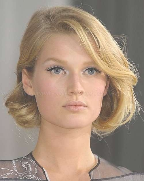 Half Up Half Down Hairstyles – Faux Bob For Long Hair | Trendy In Half Up Half Down Bob Haircuts (View 18 of 25)