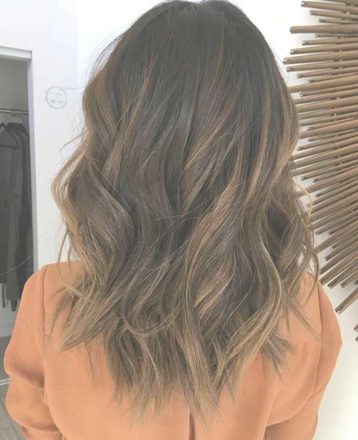 Highlights And Lowlights For Medium Hair In Most Popular Medium Hairstyles And Highlights (View 13 of 15)