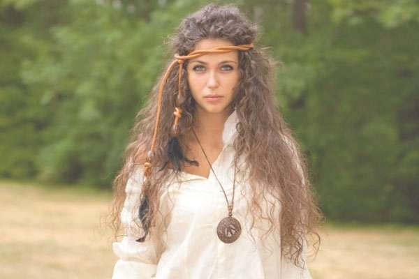Hippie Hairstyles To Try – Hair World Magazine In Most Current Hippie Medium Hairstyles (View 3 of 15)