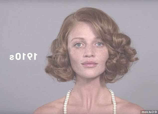 How Brazilian Beauty Trends Have Evolved During The Last 100 Years With 1970S Bob Haircuts (View 17 of 25)