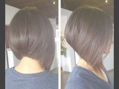 How To Cut Graduated Bob U2013 Haircut Tutorial Stepstep For Graduated Bob  Haircuts (Gallery 15