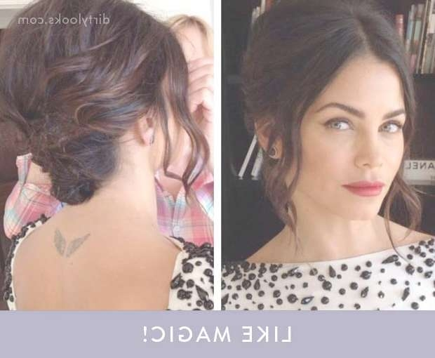 View Gallery Of Bob Hair Updo Showing 3 Of 25 Photos