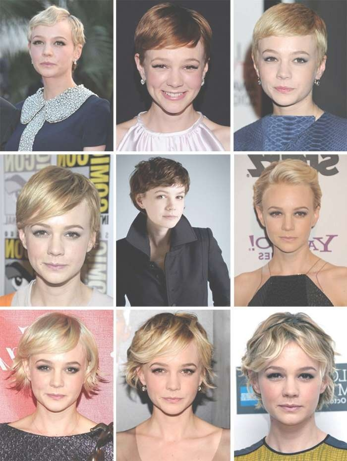 How To Grow Out A Pixie Cut Carey Mulligan | Growing Out The Pixie In 2018 Medium Hairstyles For Growing Out A Pixie Cut (View 5 of 15)
